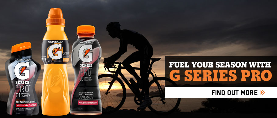 Find out more about G Series Pro from Gatorade