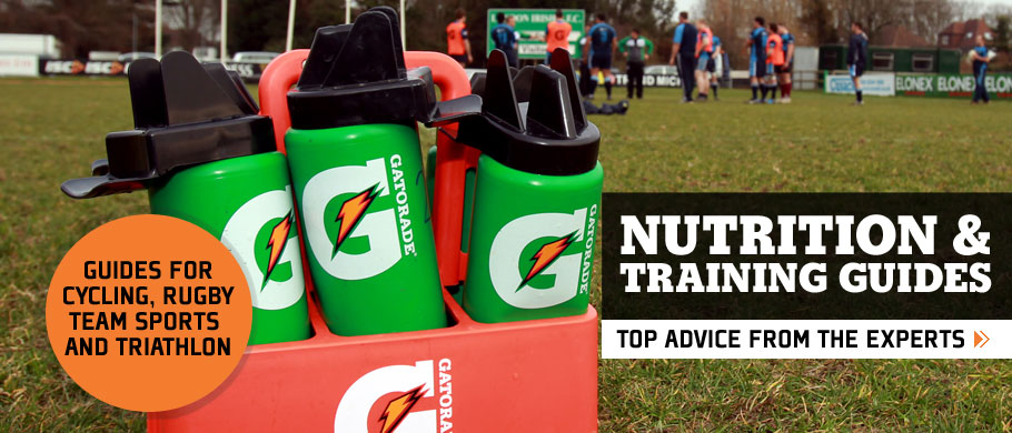 View our Nutrition and Training Guides